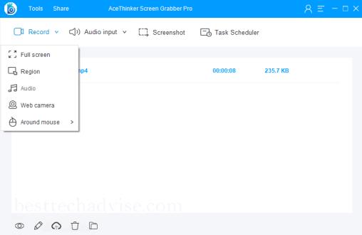 Acethinker Screen Grabber Pro License Key Free for 1 Year [Win/Mac]