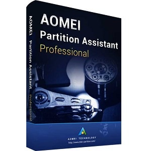 Aomei Partition Assistant Pro Edition License Key Free [Disk Partition Tool]