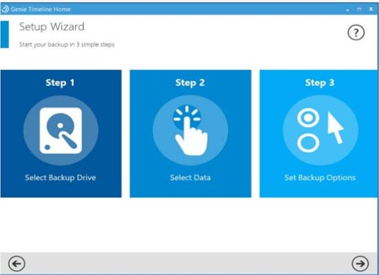 Genie Timeline Home 10 License for Free - Best Backup for Windows