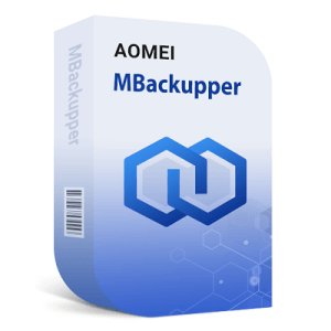 AOMEI MBackupper Pro License Giveaway - iPhone Backup Tool
