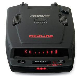 Escort RedLine 0100025 1 Radar Detector