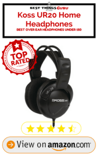 Koss Ur20 Home Headphones Review
