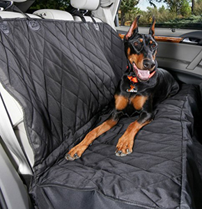 4Knines Rear Bench Seat Waterproof Non Slip Cover Bg