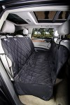 4Knines Rear Bench Seat Waterproof Non Slip Cover