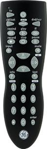 GE 24911 3 Device Remote Control