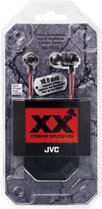 JVC HAFX1X Headphone Xtreme Xplosivs 2