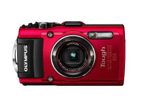 Olympus TG 4 16 MP Waterproof Digital Camera