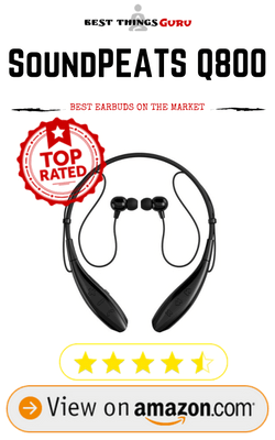 SoundPEATS Q800 Best Earbuds Review