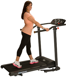 Exerpeutic TF1000 Ultra High Capacity Electric Treadmill