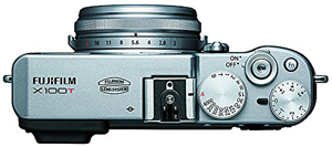 Fujifilm X100T 16 MP Digital Camera Bg