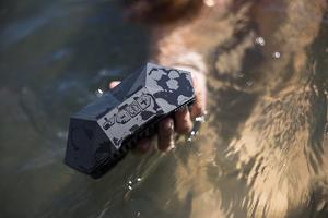 Outdoor Tech OT2800 B Turtle Shell 3 0 Wireless Bluetooth Speaker Bg