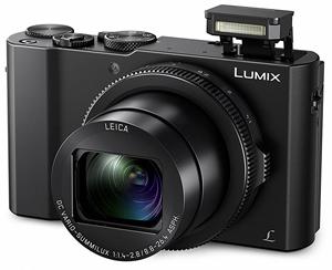 Panasonic LUMIX DMC LX10K Camera