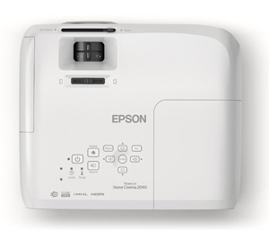Epson Home Cinema 2040 1080p 3D 3LCD Home Theater Projector Bg