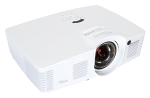 Optoma GT1080 1080p 3D DLP Gaming Projector Bg
