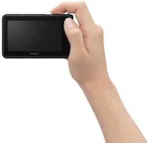 Sony DSC TX30 B 18 MP Digital Camera Bg
