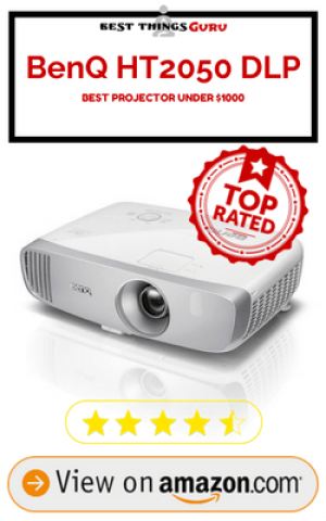 Best Projectors Under 1000 Reviews