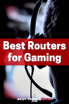 Best Gaming Router Reviews Pinterest