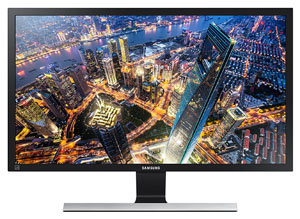 Samsung U28E590D UHD LED Lit Monitor