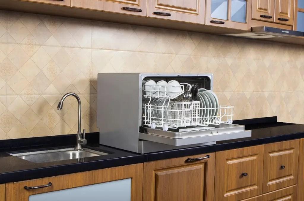 tiny house dishwasher