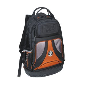 Klein Tools 55421BP-14 Tradesman Pro Organizer Backpack Electrician
