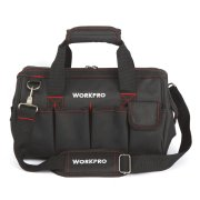 WORKPRO W081021A Close Top Wide Mouth Storage Bag, 14""