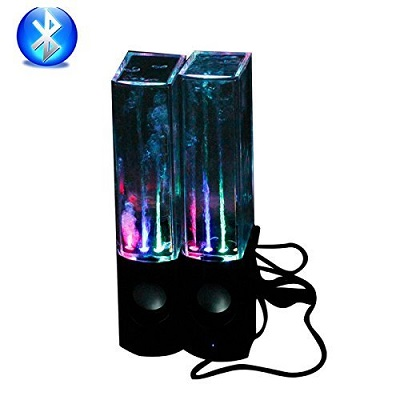 best dancing water speakers