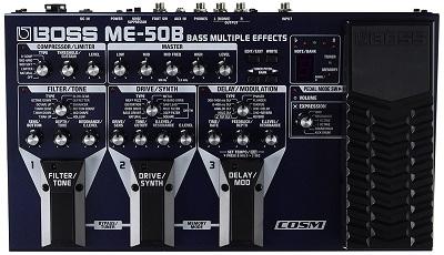 Best Bass Multi Effects