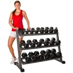 Best Strength Training Dumbbell Racks