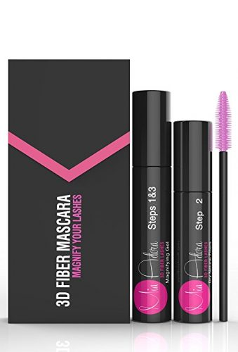 Best long lasting 3D fiber lash mascaras reviews