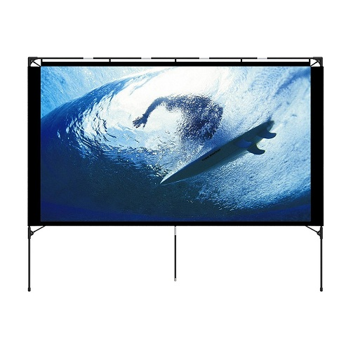 Best portable video projection screens reviews