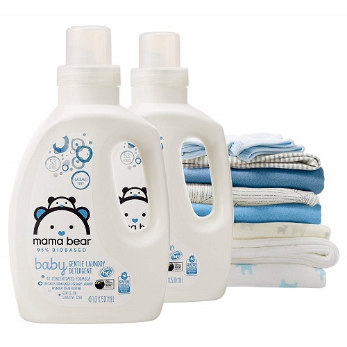 How to Choose From A Wide Array of Liquid Laundry Detergents