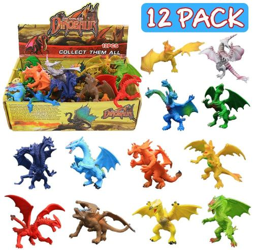10 Of The Best Dragon Toys For Kids Reviews In 2020