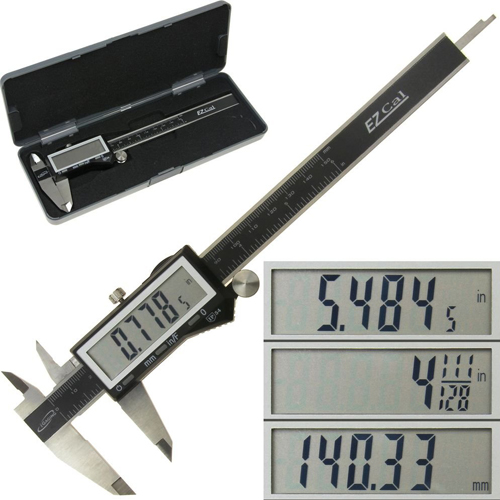 Top 10 Best Electronic Digital Calipers Reviews 4