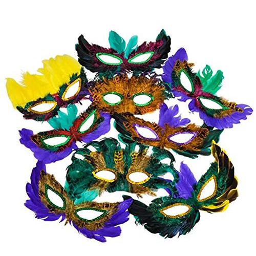 Top 10 Best Masquerade Masks Reviews 10