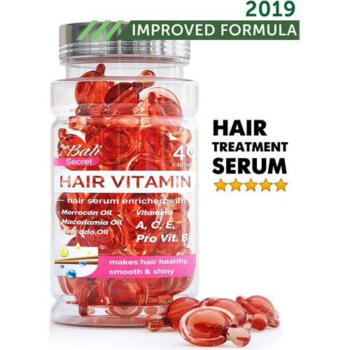 Top 7 Best Hair Vitamins Reviews 1