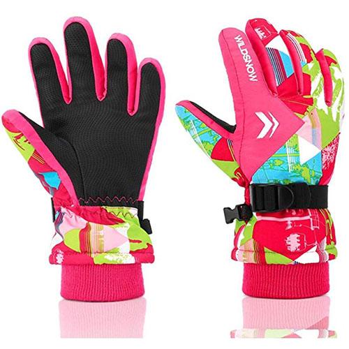 Top 10 Best Ski Gloves Reviews 16