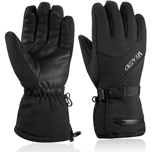 Top 10 Best Ski Gloves Reviews 1