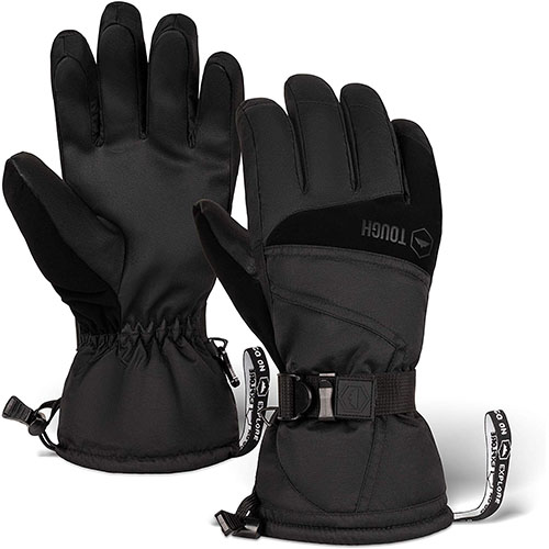 Top 10 Best Ski Gloves Reviews 19