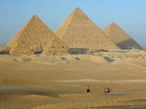 The Pyramid Builders