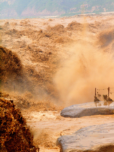 The Yellow River Floods