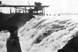 China-Flood 1938