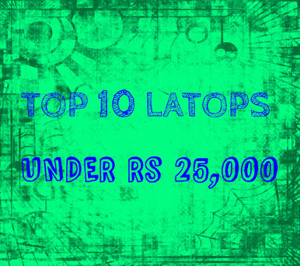 Top 10 Laptop Under 25,000