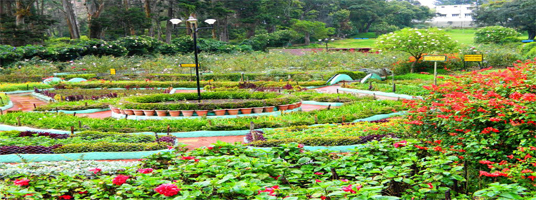 Bryant Park tourist places in kodaikanal