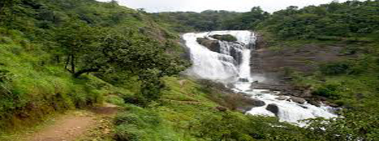 Mallalli Falls coorg tourist places