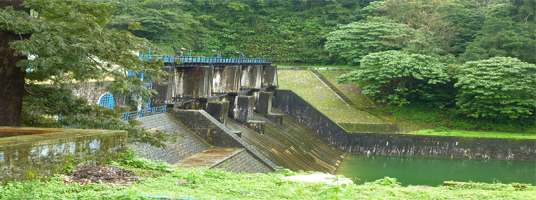 nirar dam tourist places in valparai