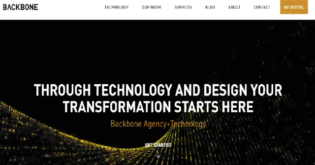 backbone technology