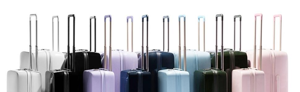 The Raden - The iPhone of smart luggage brands