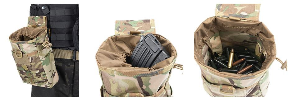 EXCELLENT ELITE SPANKER Molle Dump Pouch Bag 1