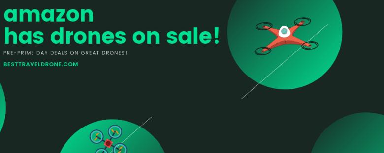 amazon has drones on sale!