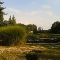 Prin Parcul Herastrau